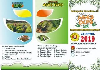 AgroExpo MPP 2019 Semarak dan Sukses