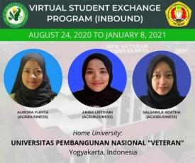 Mahasiswa Prodi Agribisnis mengikuti Student Exchange  ke Tarlac Agricultural University Philipina